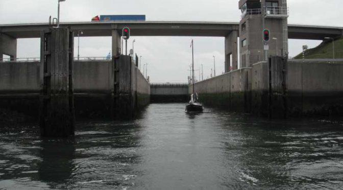 Überführung nach Lelystad