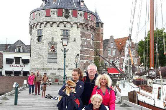 Endlich wieder segeln – Lelystad nach Frankreich