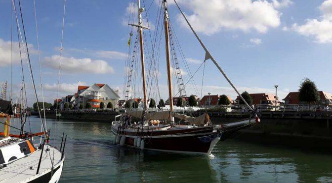 Von Nieuwpoort nach Zeebrugge