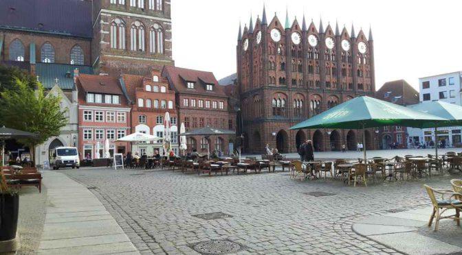 Von Gedser nach Stralsund
