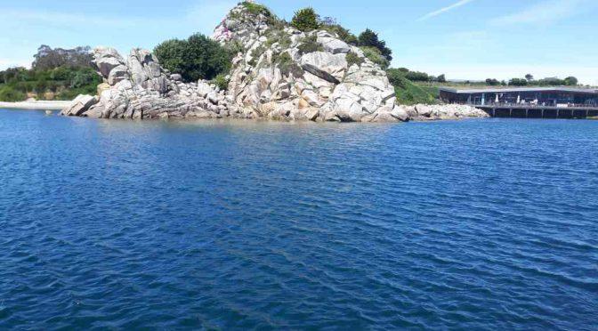 Von Guernsey nach Roscoff