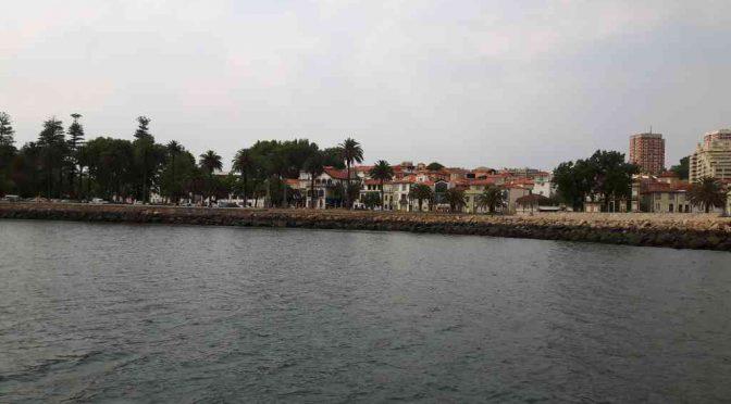 Von Vigo nach Porto