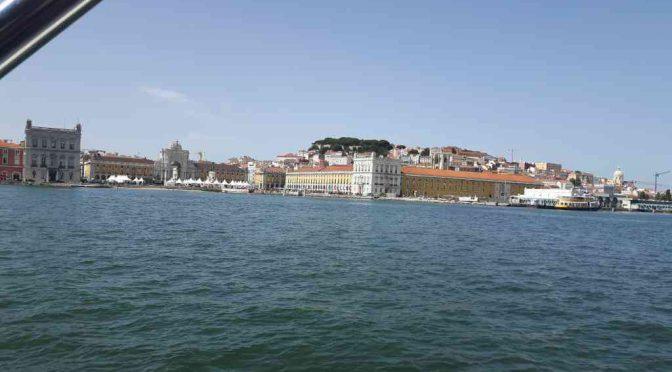 Von Peniche nach Lissabon